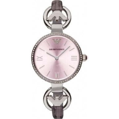Classic Rose Sunray Dial Ladies Watch