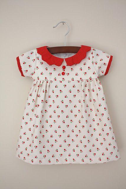 Vintage Heirloom Dress Tutorial