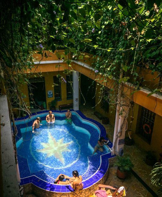 The Best hostel eveer! La Brisa Loca Hostel   Santa Marta   Colombia