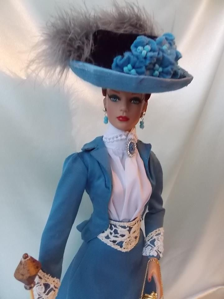 the history of the barbie doll Anna hart visited the mattel hq to meet her maker  by making fashion part of  barbie's dna, ruth handler ensured that little girls would  with this new breed  of barbie, mattel has created a doll for children to play with,.