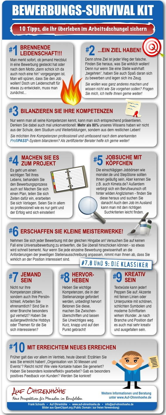 Klasse #Infografik von @FrankSchoofs #Karriere #Beruf