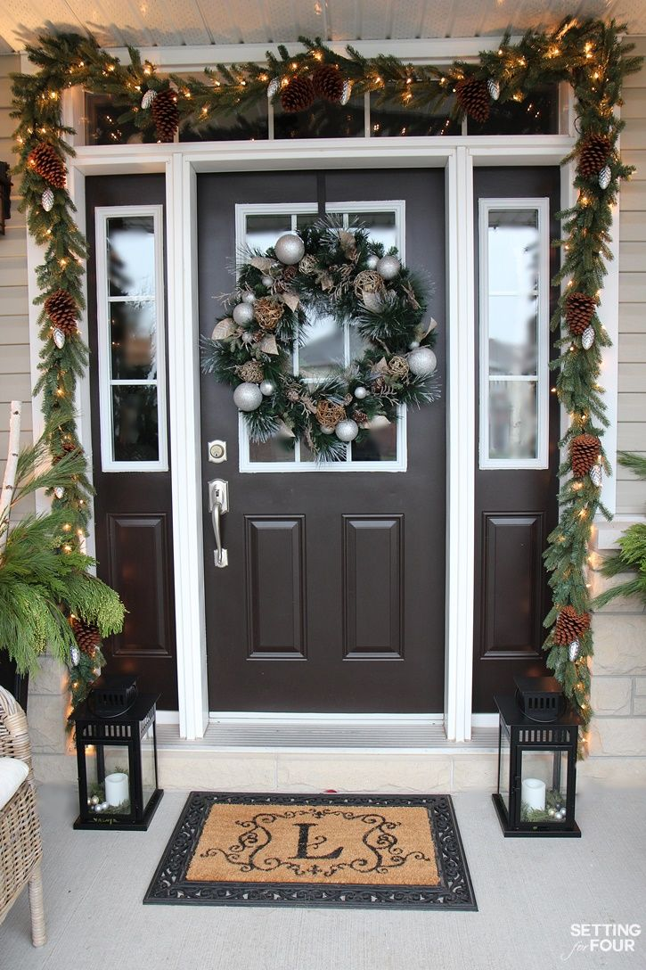 Christmas Home Tour With Country Living Magazine Get Tons Of Decor