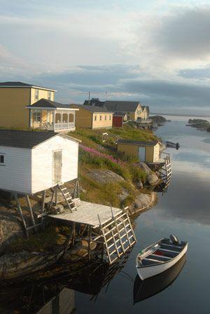 "Newfoundland ""Wooden Boat Schools Expedition"""