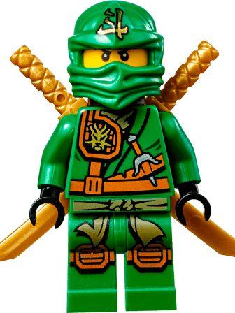 Lloyd-Green Ninja-Ninjago-Season 4-2015   Lego ninjago ...