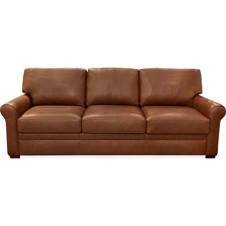 Gina Fifth Avenue Tobacco King Size Sleeper Sofa