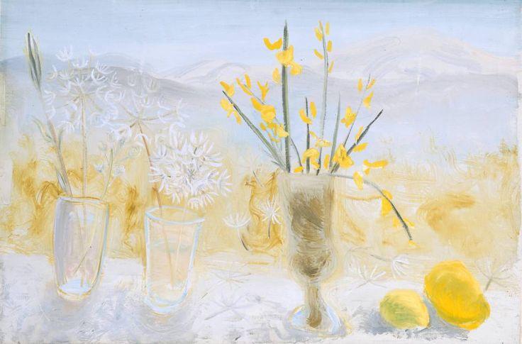 Winifred Nicholson, 'Recollect' 1973
