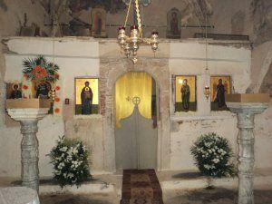"""2. Υπήρξε έδρα της """"Επισκοπής Αυλώνος"""" και εμφανίζεται κατά την Ε' Οικουμενική Σύνοδο του 553 μ.Χ. όπου έλαβε μέρος και ο επίσκοπος """"Αυλώνος Σωτήρ"""""""
