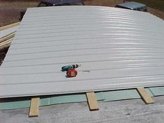 An inexpensive metal roof you can install yourself | Mobile Home Repair