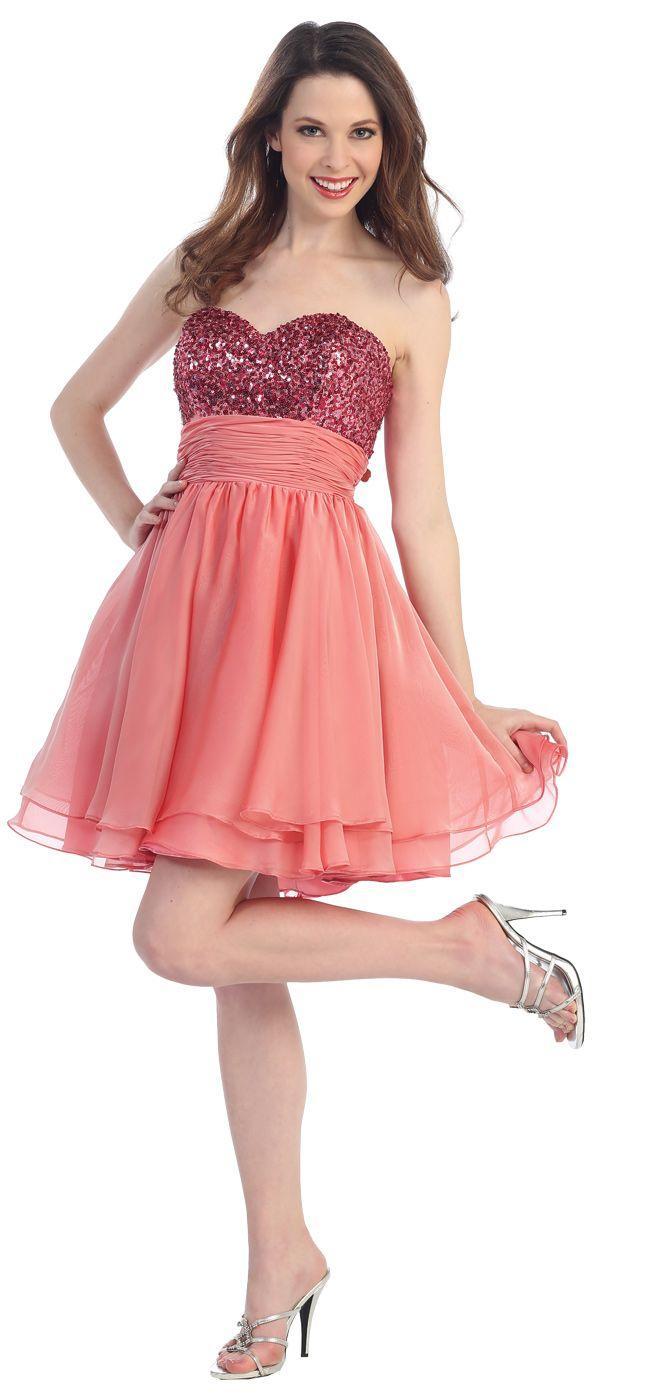 100 mejores imágenes en HOMECOMING DRESSES en Pinterest   Vestido ...