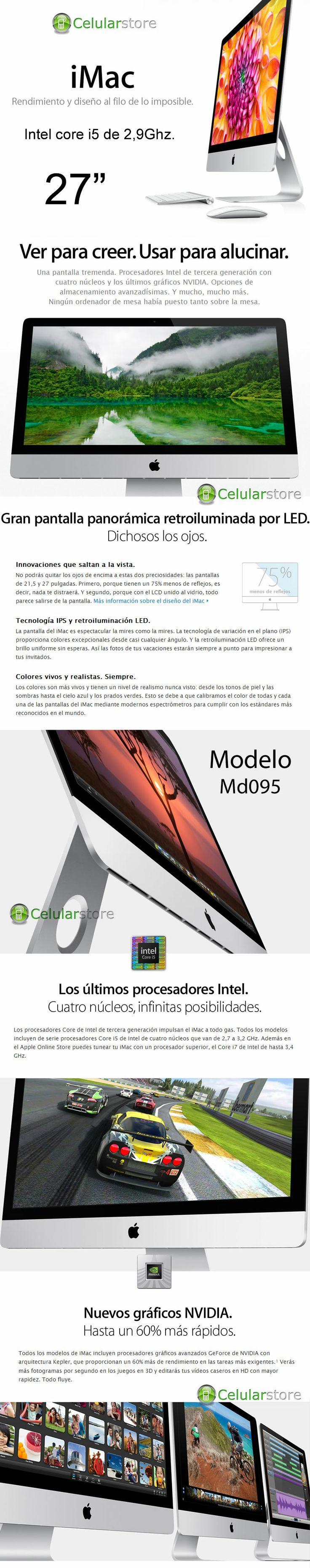 Comprar apple imac md095 | venta de apple imac md095 Argentina