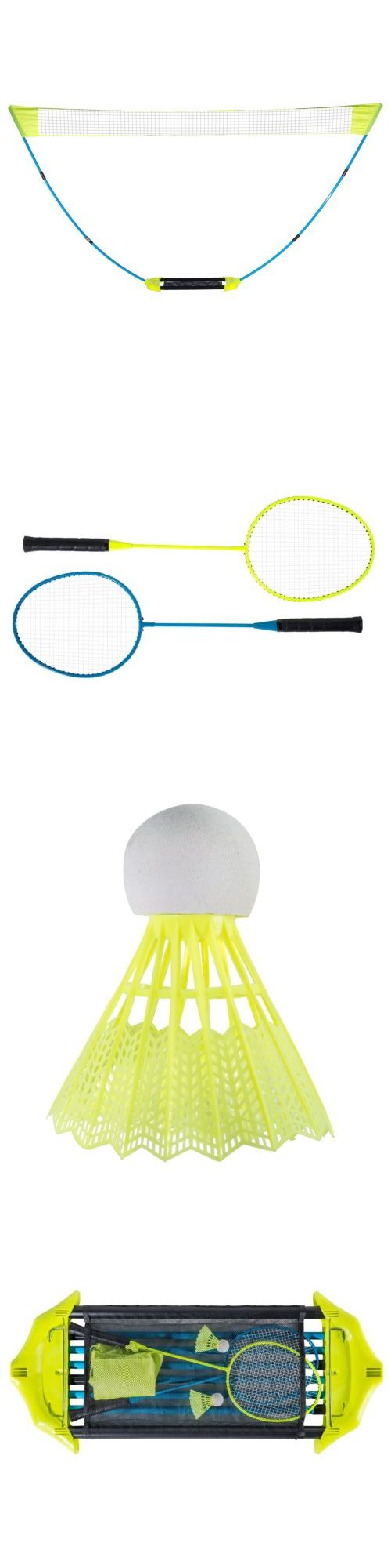 Other Outdoor Sports 159048: Franklin Sports Quikset Badminton -> BUY IT NOW ONLY: $38.95 on eBay!