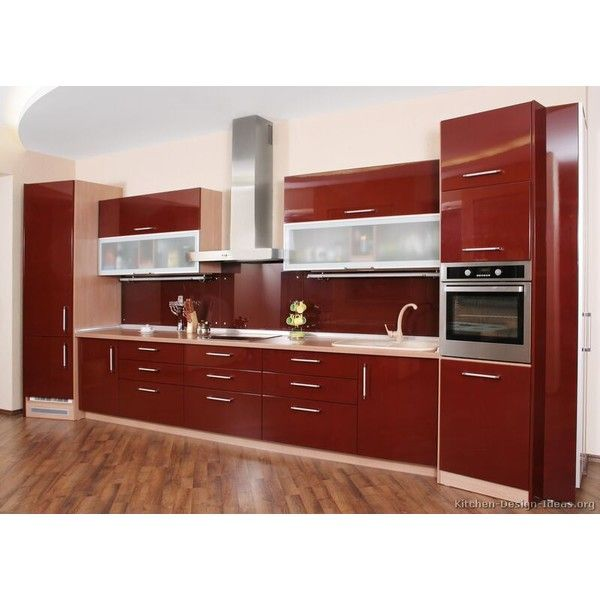 Kitchen Cabinets Design As Thomasville Cabinets With Latest Collection... ❤  Liked On Polyvore