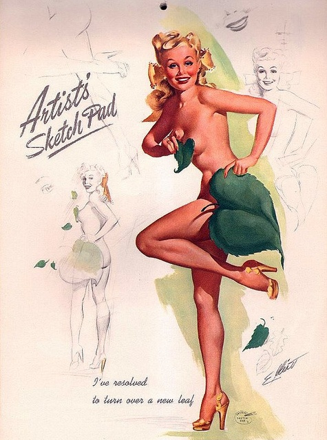 Will last Classic pin up girls naked