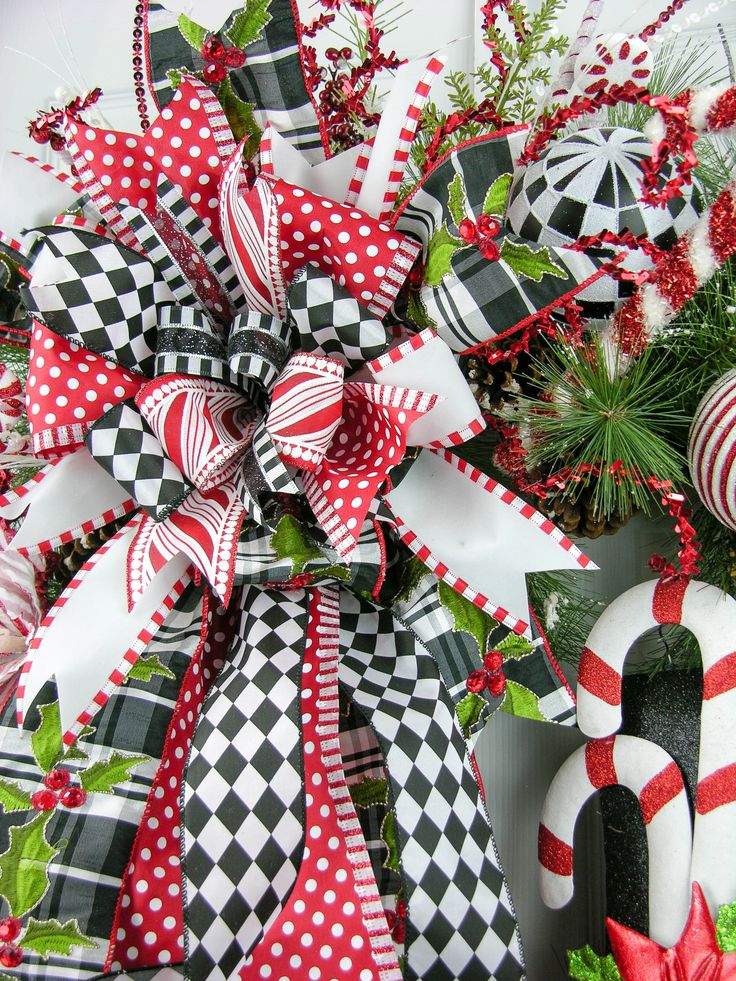 The first wreath design of the Christmas 2016 collection. A huge statement…