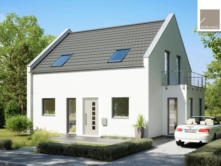 Familienhaus Esprit Trendline: Das Satteldach Haus   Modern ... Haus Bauen  Modern