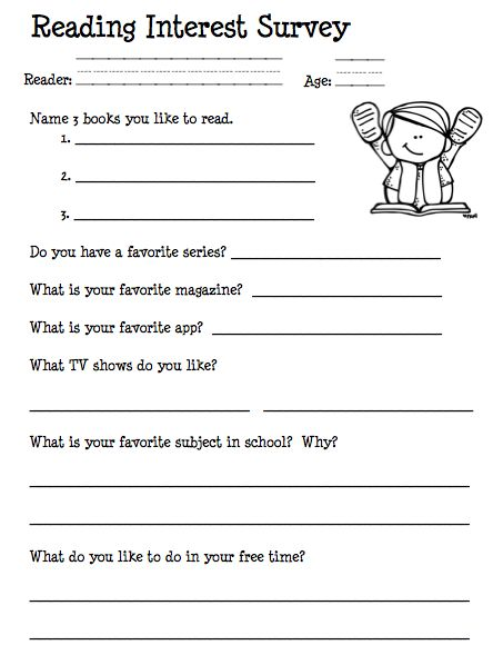 Best 25+ Student interest survey ideas on Pinterest Student - student survey template