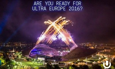 Ultra Europe VIP Packages
