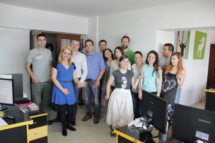 Preparing for #CyberGhost5 Testing Day @TechHub Bucharest!