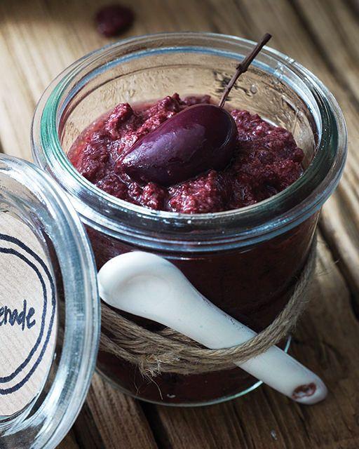 Simple Gourmet Olive Tapenade -  #sweetpaul