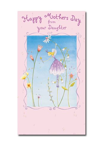 Official Felicity Wishes Mother's Day Card now available with Free 1st Class UK Postage from Publishers Danilo.com at http://bit.ly/MotherDayCardsWrap