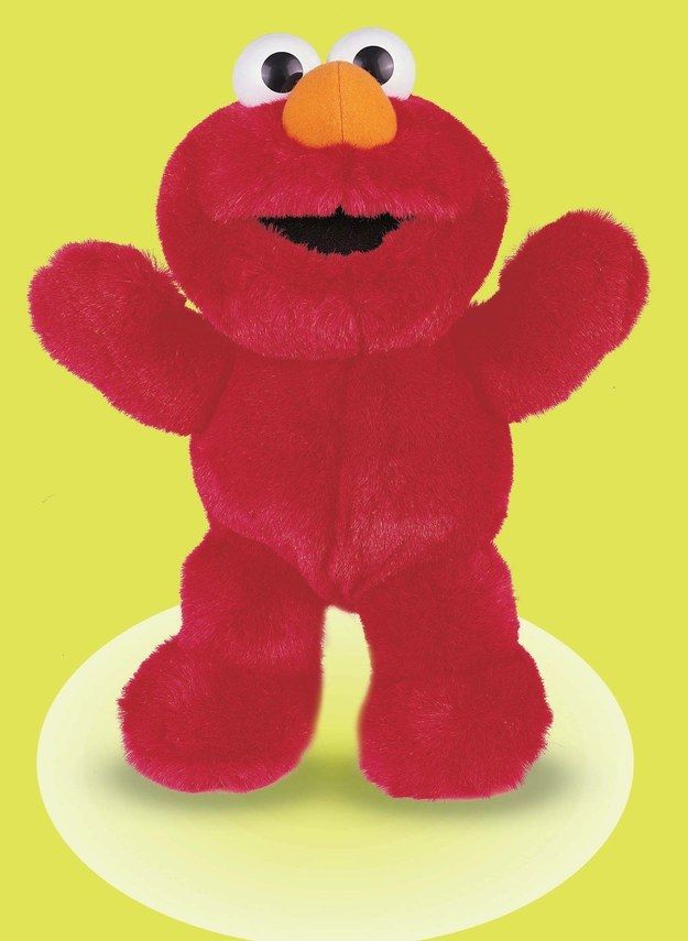 Did you know? Tickle Me Elmo became a must-have toy after Rosie O'Donnell featured it on her talk show, The Rosie O'Donnell Show. #EretailDeals #playmatters #children #kids #doll #toy #facts