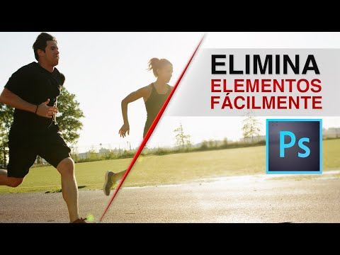 Cómo eliminar objetos fácilmente en Photoshop | Tips & Tricks #3 | ImPixeLdesigns - YouTube