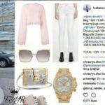 Fantastik, Fashion Syahrini Mencapai Rp 1,4 M, Netizen:Nyuci nya Pake Apa?