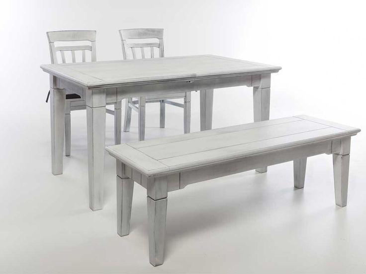 Strukturyzowany stół rozkładany Lena 1