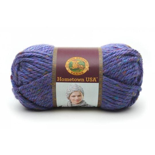 Lion Brand Yarn - Bonbons These Miniature Skeins Of Yarn