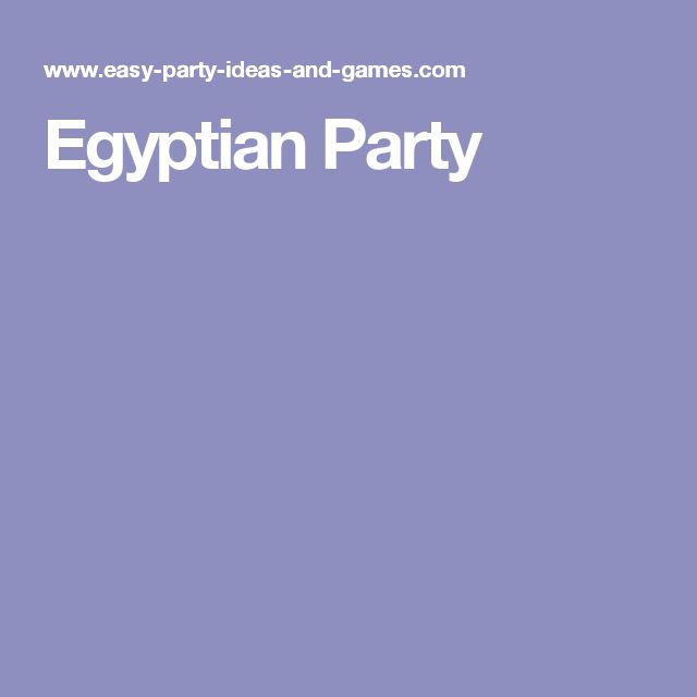 Egyptian Party