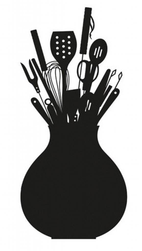 Krijtbord Achterwand Keuken : dan 1000 idee?n over Keuken Schoolbord Muren op Pinterest – Krijtbord