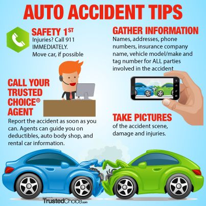 Auto Accident Tips!