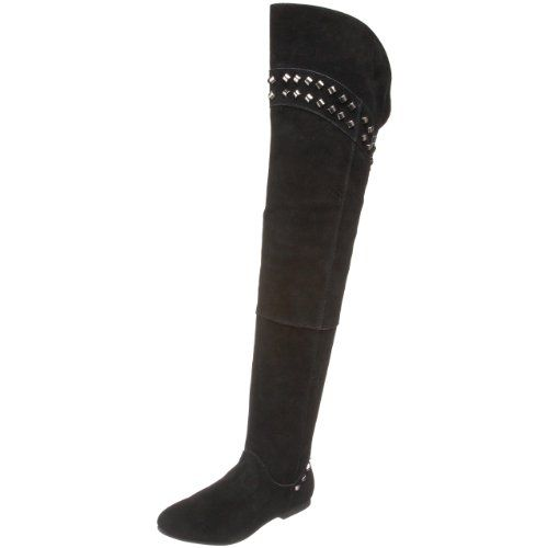 .Bootblack Suede7, Boots 3, Mia Women, High Bootblack, Knee High Boots, Women High, Flats Boots, High Boots Black, Boots Black Suede 7