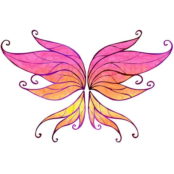 Wings Temporary Tattoos #700