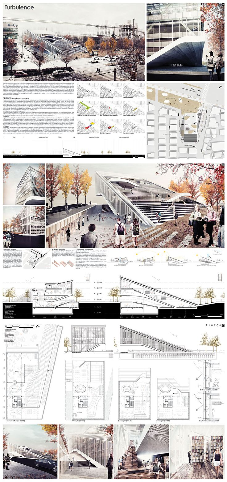 2012 International Architectural Competition for a Public Library in Daegu, Korea, UIA