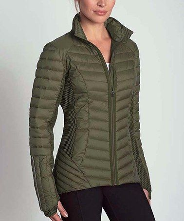 MPG Alfa Puffer Jacket - Look at this #zulilyfind! Alfa Puffer Jacket #zulilyfinds