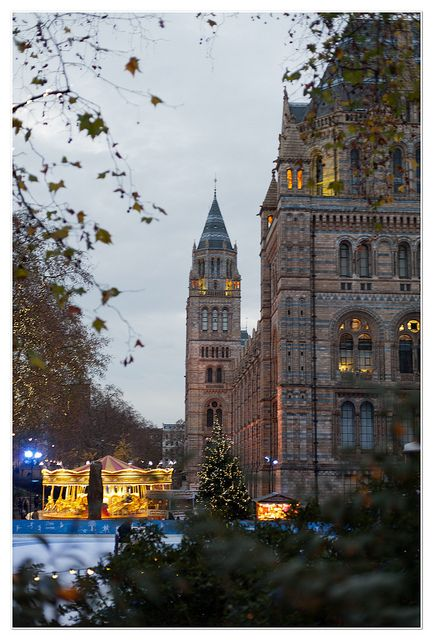 London at Christmas, I have a;most the same picture that I took last year