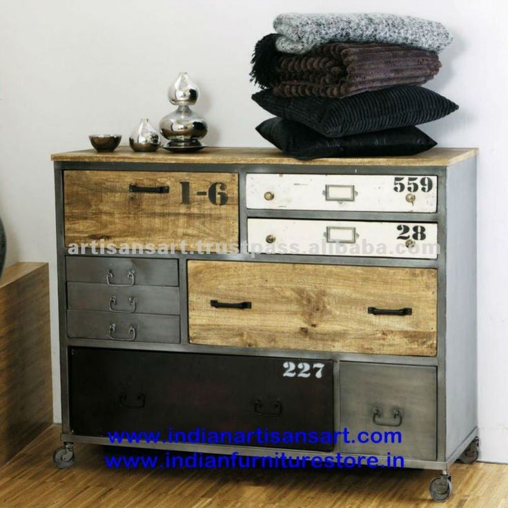 25 Best Ideas About Industrial Bedroom Furniture On Pinterest Industrial Bed Rails
