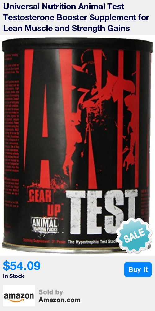 PROVEN INGREDIENTS THAT WORK: Animal Test contains the patented ingredient Arachidonic Acid that has been proven to increase size and strength. With clinically proven results, Animal Test will help you train harder and heavier. * CONTAINS A PRO-ANDROGEN COMPLEX: that is designed to boost your free testosterone and your total testosterone levels while delivering anti-estrogen ingredients to maximize your anabolic response. * CONTAINS ANABOLIC KETOSTERONES: extracted from Cissus Quadrangularis