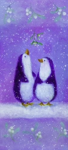 Penguins by Jan_Pashleyl Would make a cute blanket :)