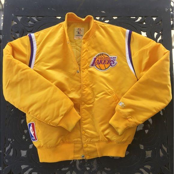 Los Angeles Lakers Jacket Lakers Jacket Lakers Outfit Retro Jacket