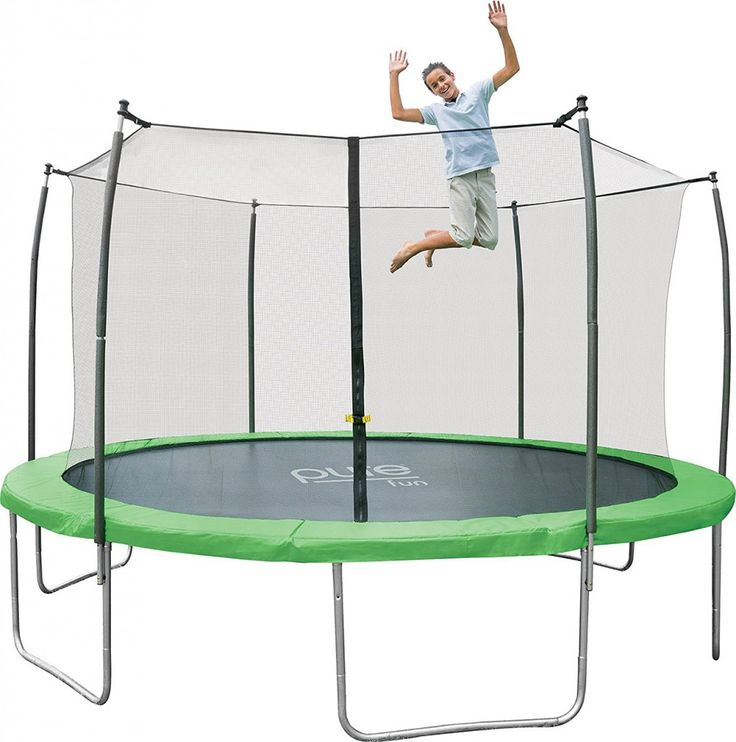 26 Best Best Round Trampolines Images On Pinterest