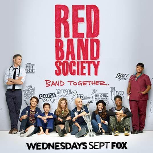 Upside Down: Minha dica de série #2| Red Band Society