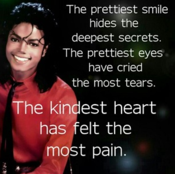 MJ so true. He has the nicest sexiest smile