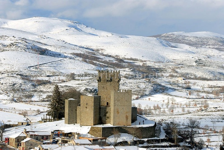 Castle of Montalegre - Montalegre, Northern Portugal.