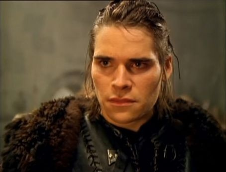 Hans Matheson as Mordred in The Mists of Avalon (2001) <3