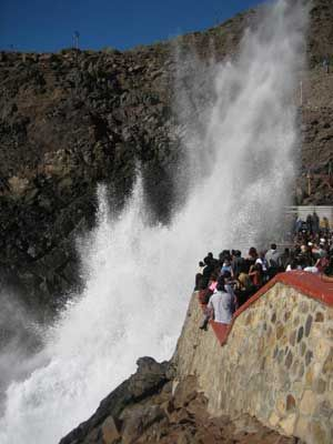 La Bufadora Travel Information. Tourist Attraction in Ensenada, Baja California.