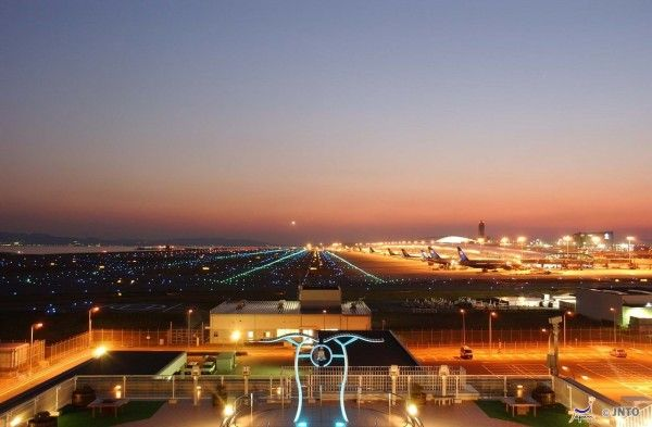 How to access to Osaka, Kyoto and Kobe from late arrival flight at Kansai Airport-KIX