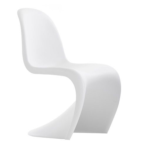 26 best iconic furniture designs images on pinterest fabrics panton chair and art images. Black Bedroom Furniture Sets. Home Design Ideas