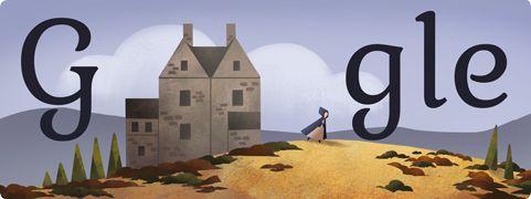 Charlotte Brontë's 198th Birthday